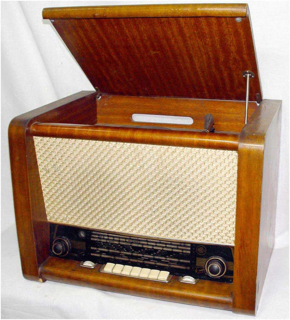 Ламповый радио приемник восток 57 описание схема
