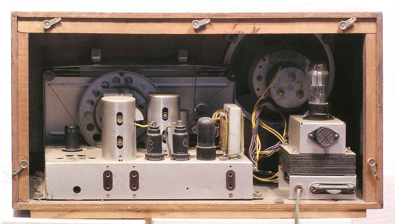 Ламповые радиоприемники, схемы и изготовление СВ-ДВ-КВ-УКВ