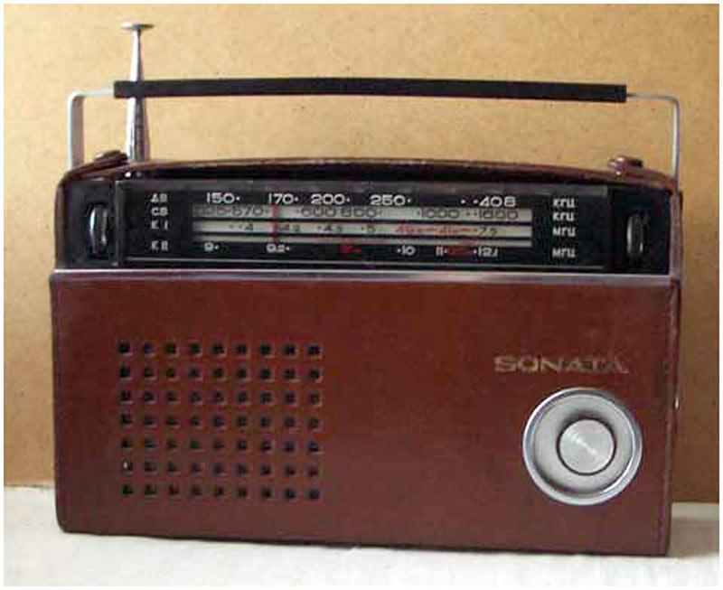 Транзисторные радиоприемники 177